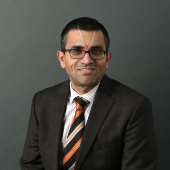 Santhanakrishnan Srinivasan, Ph.D. - Vice President, Technical Strategy and Complex Products