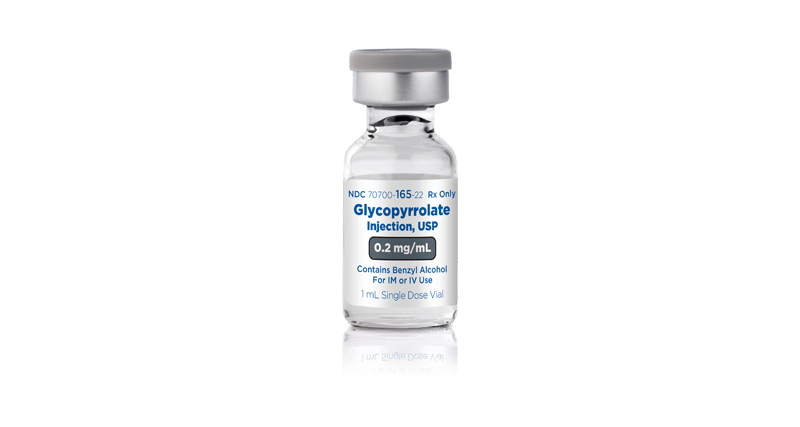 Glycopyrrolate .2mg Vial