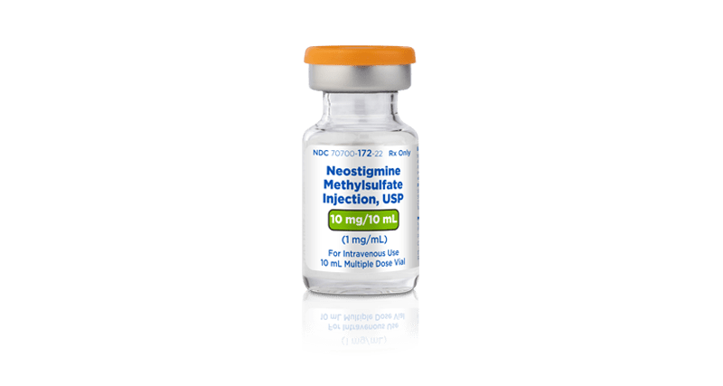 Neostigmine Methylsulfate Injection 10mg/10mL