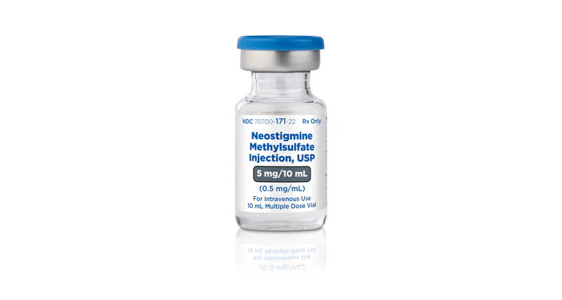 Neostigmine Methylsulfate Injection 5mg/10mL
